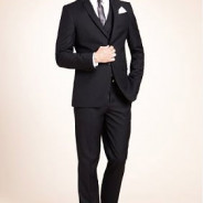 Limited Collection Slim Fit 2 Button Suit