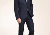Limited Collection Super Slim Fit 2 Button Plain Suit