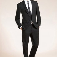 Limited Collection Slim Fit 1 Button Dinner Suit