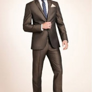 Limited Collection Super Slim Fit 2 Button Suit